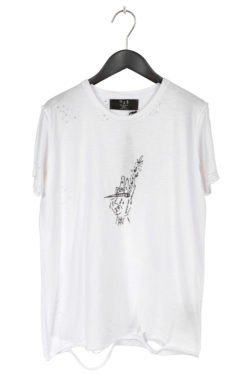 MJB Printed Oleum Smoke T-Shirt 1