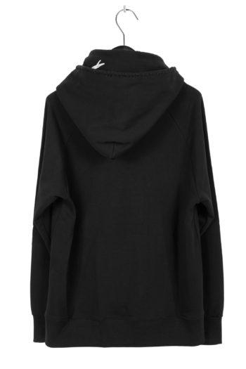 MJB Printed Unum Gemimus Hooded Sweater 5