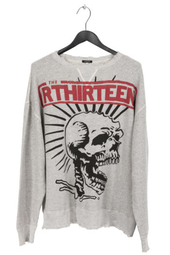 R13 Exploited Punk Sweater 1
