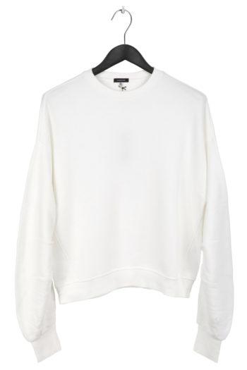 R13 Pleated Sleeve Sweater 1