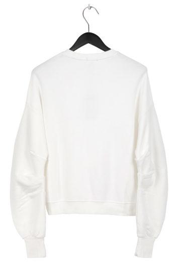 R13 Pleated Sleeve Sweater 3