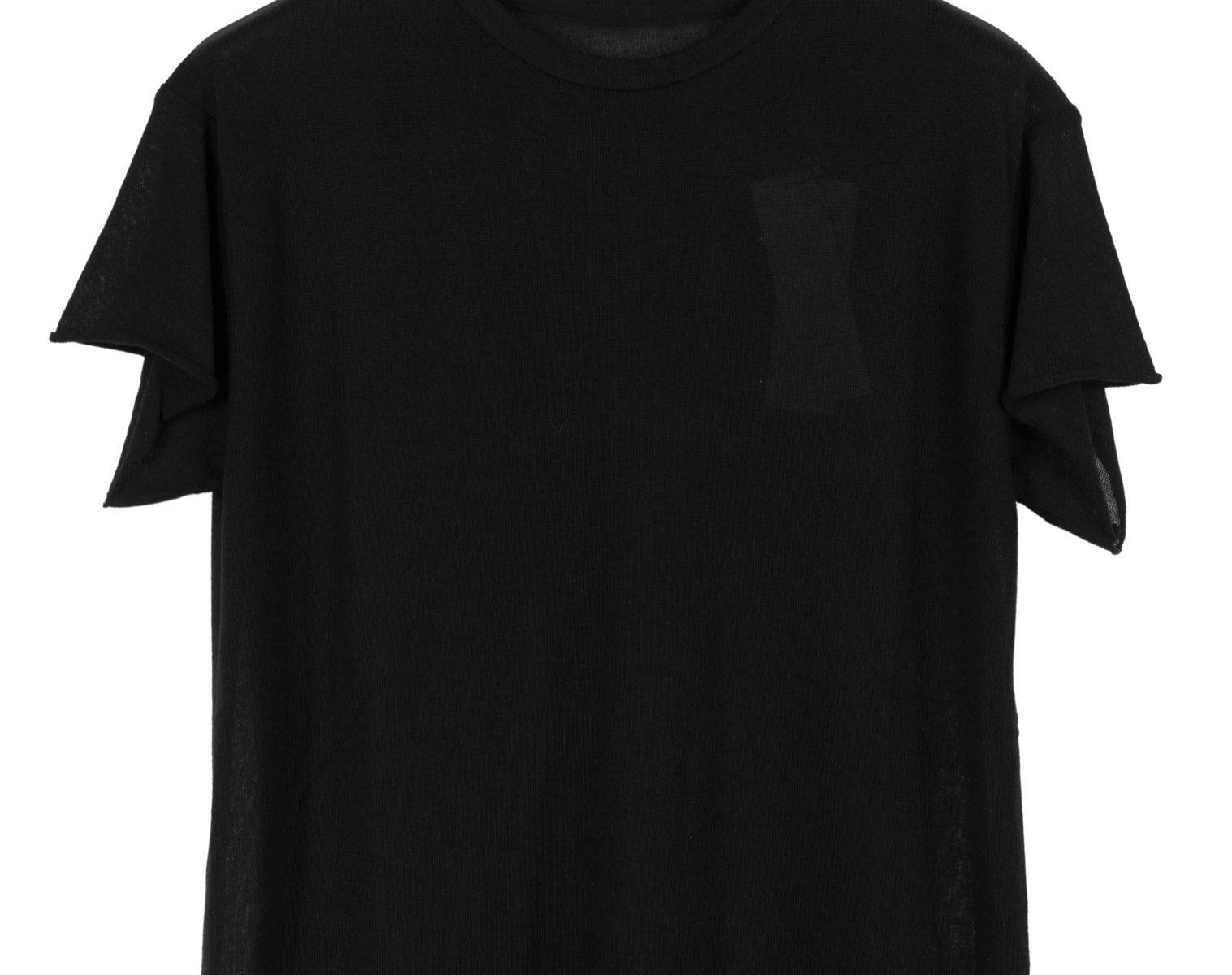 THE ELDER STATESMAN Cut Sew T-Shirt 1