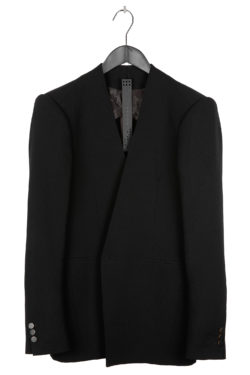 DEVOA 1-Button Blazer Jacket 1