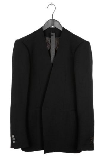 DEVOA 1-Button Blazer Jacket 1