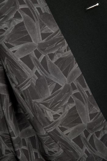 DEVOA 1-Button Blazer Jacket 3