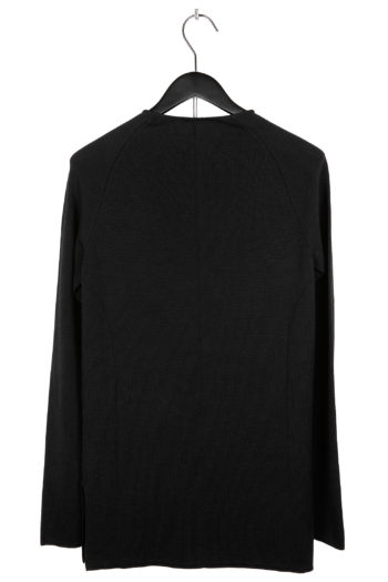 DEVOA Seamless Side Slit Sweater 4