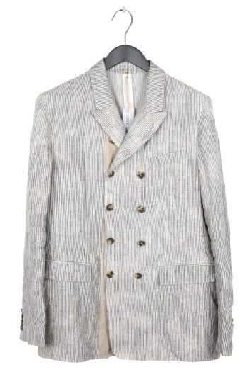 FORME D'EXPRESSION Double Breasted Blazer Jacket 1