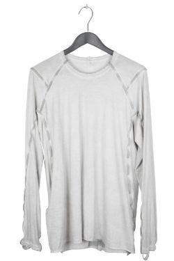 ISAAC SELLAM Long Shirt Taped 1