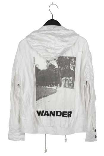SONG FOR THE MUTE Wander Park Hooded Jacket 4