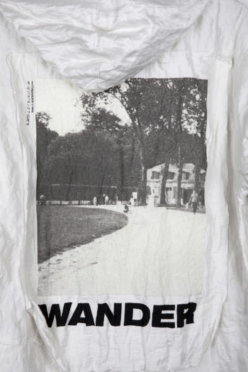 SONG FOR THE MUTE Wander Park Hooded Jacket 5
