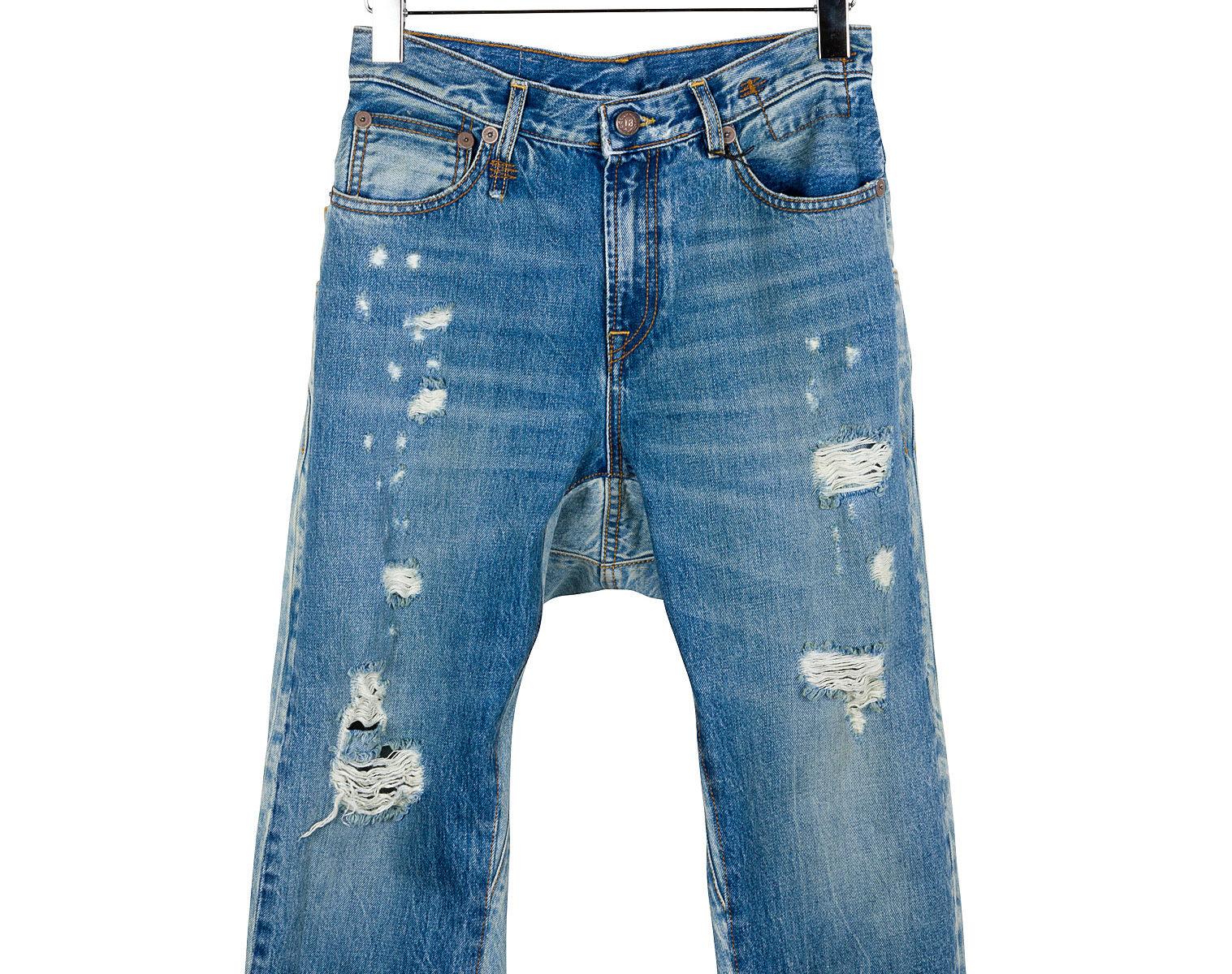 R13 Keaton Double Back Jeans 1