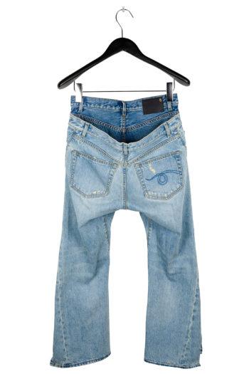 R13 Keaton Double Back Jeans 4
