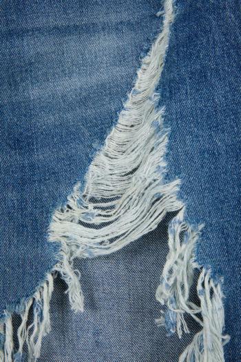 R13 Norbury Denim Skirt Short 3