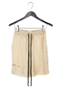 SONG FOR THE MUTE High Waisted Elastic Short 1