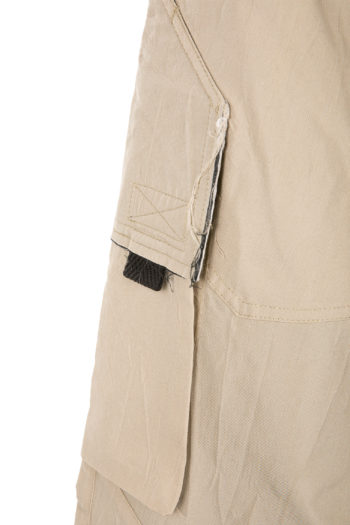 SONG FOR THE Kick Cropped Cargo Pant 5
