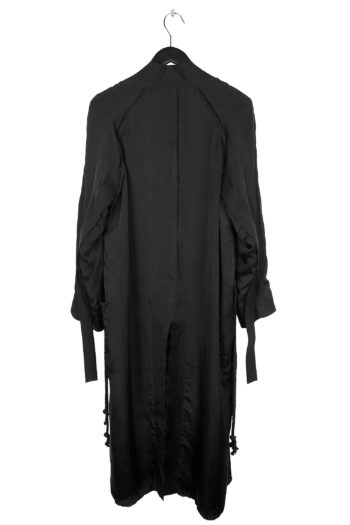 SONG FOR THE MUTE Long Kimono Jacket 3