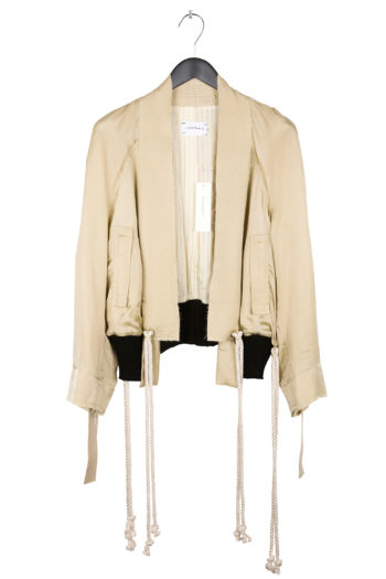 """SONG FOR THE MUTE """"Wander"""" Kimono Bomber Jacket 1"""