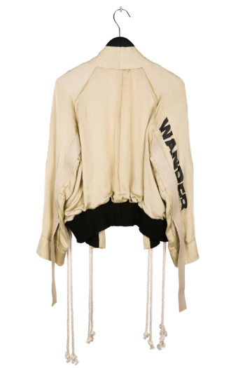 """SONG FOR THE MUTE """"Wander"""" Kimono Bomber Jacket 4"""