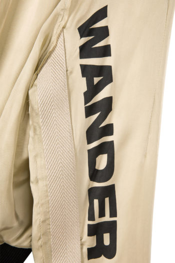 """SONG FOR THE MUTE """"Wander"""" Kimono Bomber Jacket 5"""