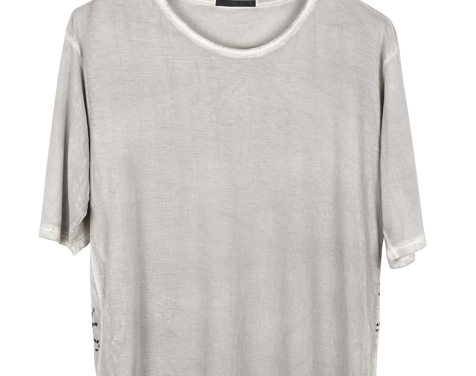 "THE VIRIDI-ANNE ""Correction"" T-Shirt 1"