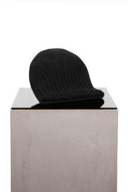 DEVOA Cashmere Double Layer Cap 1