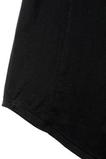 DEVOA Curved Hem T-Shirt 02