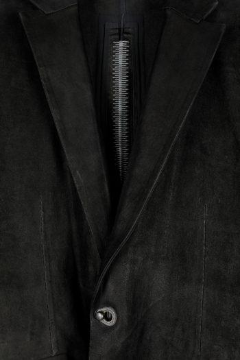 ISAAC SELLAM LeatherBlazer Jacket 02