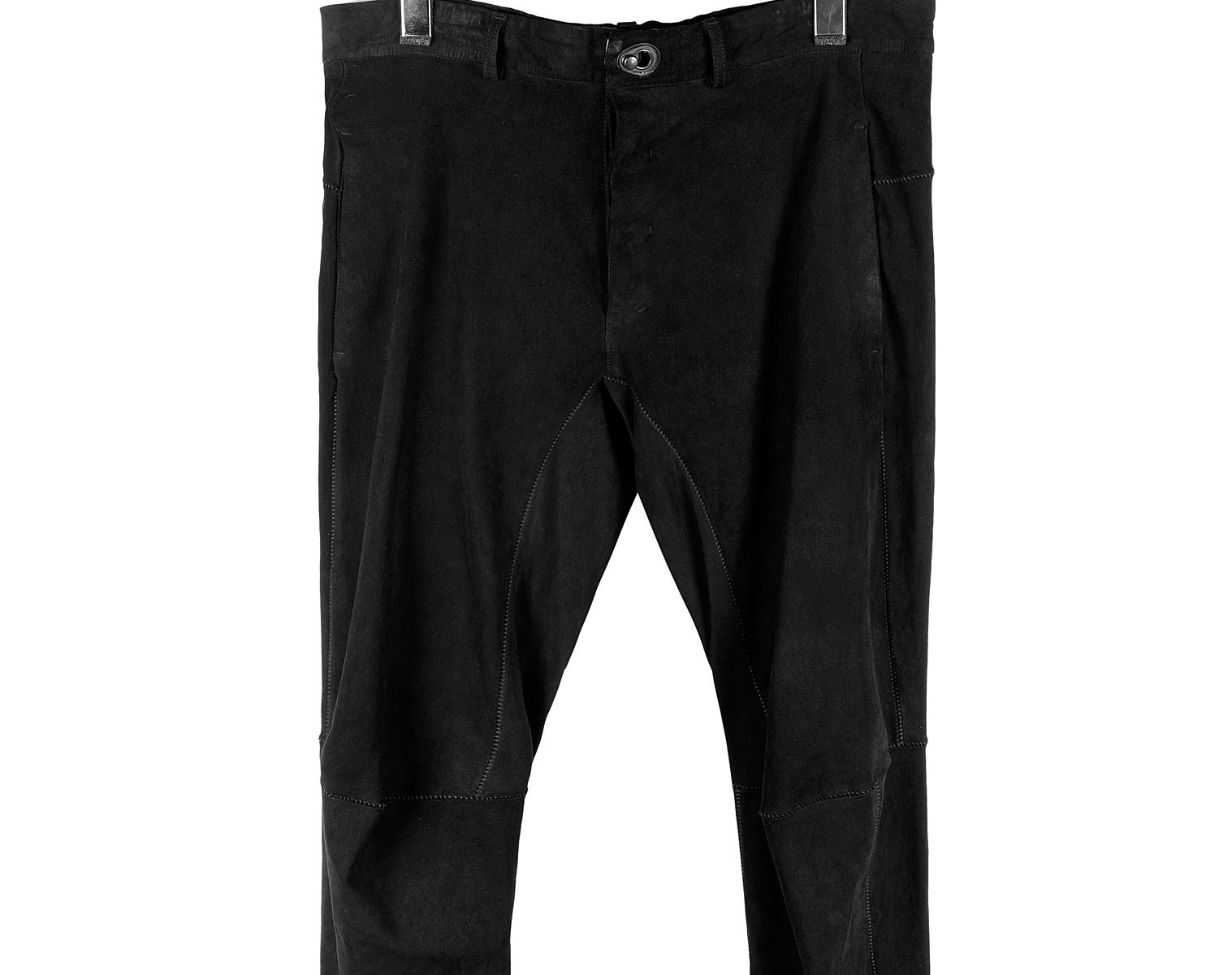 ISAAC SELLAM Leather Pant 01