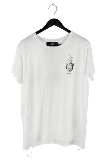 MJB Printed Oleum My Heart T-Shirt 01
