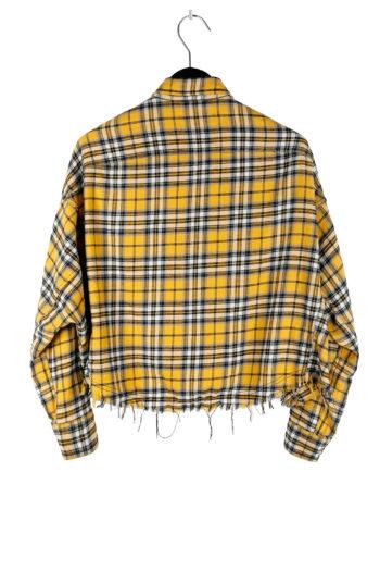 R13 Cropped Work Shirt 04