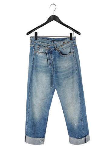 R13Crossover Jeans 01