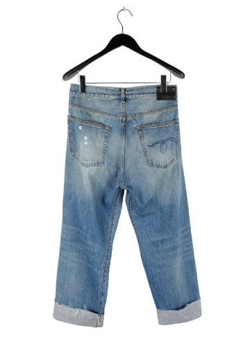 R13Crossover Jeans 04