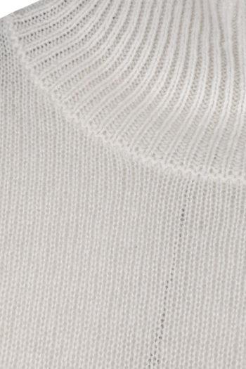 R13 Distressed Turtleneck Cashmere Sweater 02