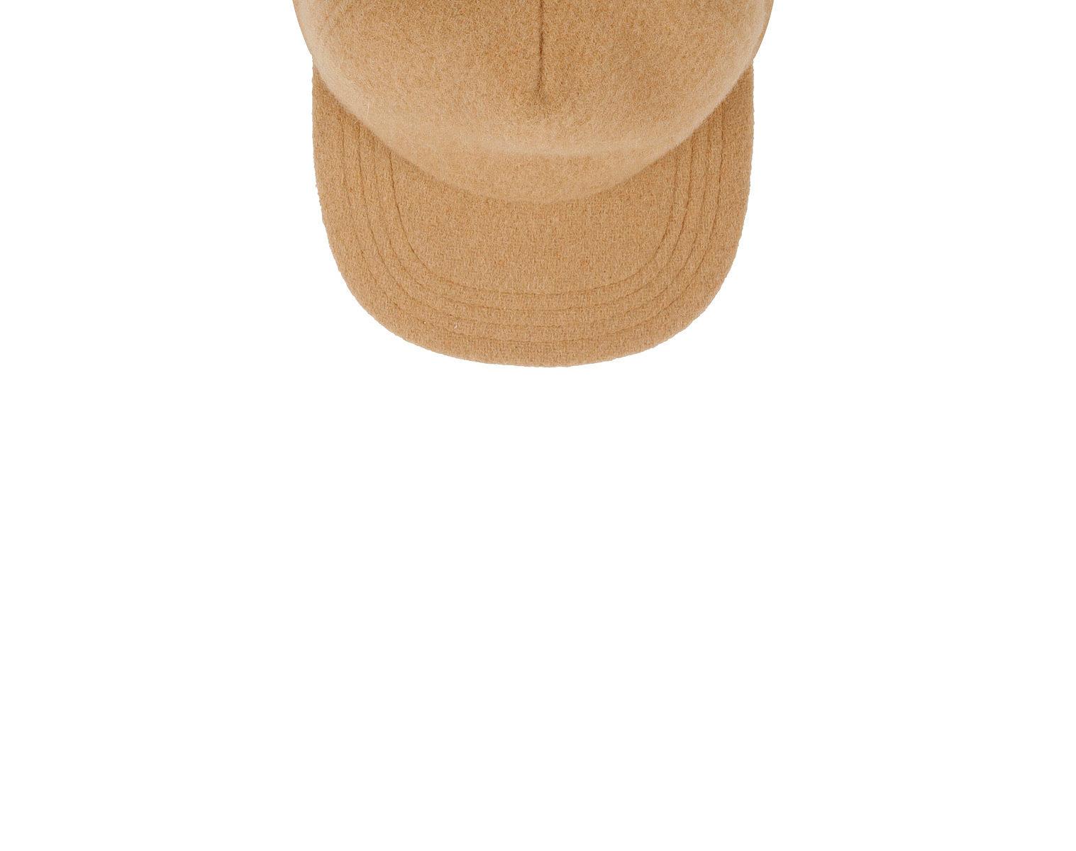 R13 Flat Brim Baseball Cap 01