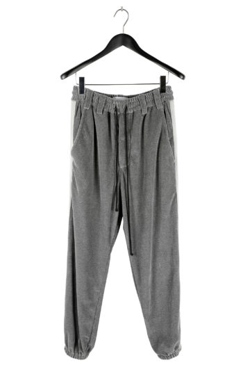 SONG FOR THE MUTE Baggy Side Tape Trackies 01