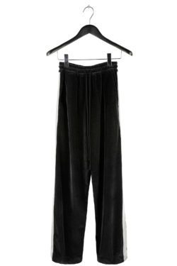 SONG FOR THE MUTE Elasticated Wide Leg Pant 01