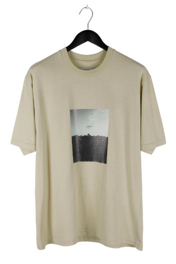 SONG FOR THE MUTE Plastic Oversized T-Shirt 01