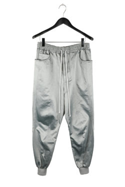 SONG FOR THE MUTE Ribbed Panelled Track Pant 01