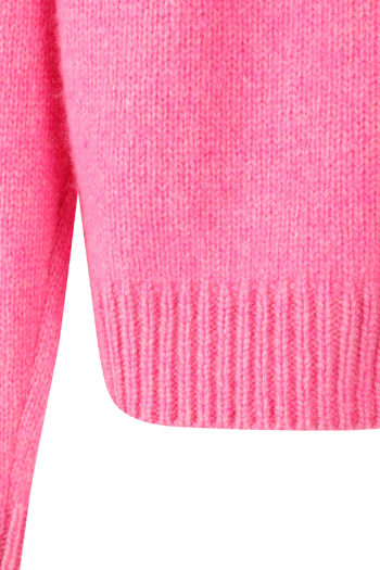 THE ELDER STATESMAN Cropped Sweater 03