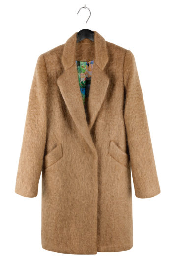 THE ELDER STATESMAN Double Breasted Coat 01