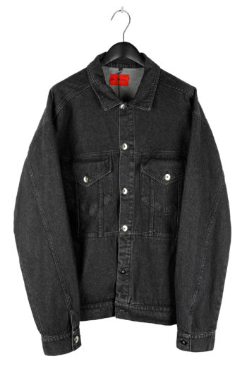 JACOB KANE Modern Denim Jacket 01