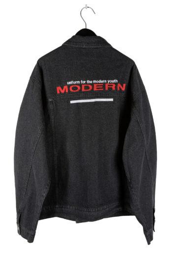 JACOB KANE Modern Denim Jacket 03