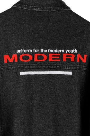 JACOB KANE Modern Denim Jacket 04