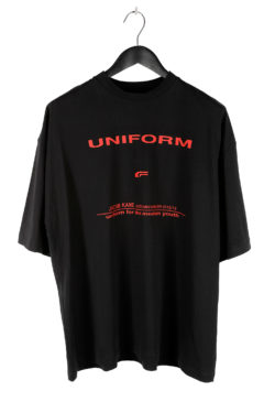 JACOB KANE Uniform T-Shirt 01