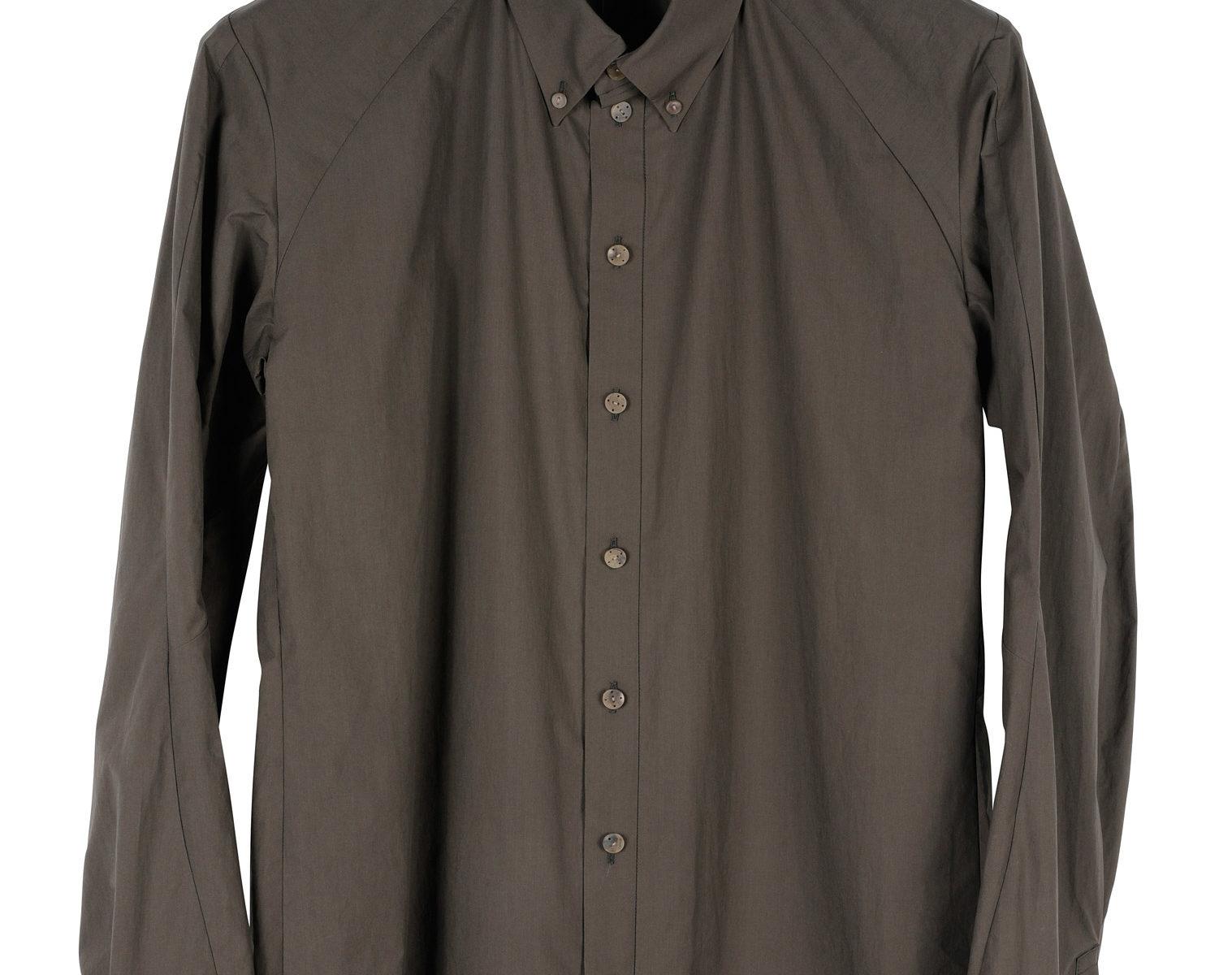 DEVOA Button Down Dress Shirt 01