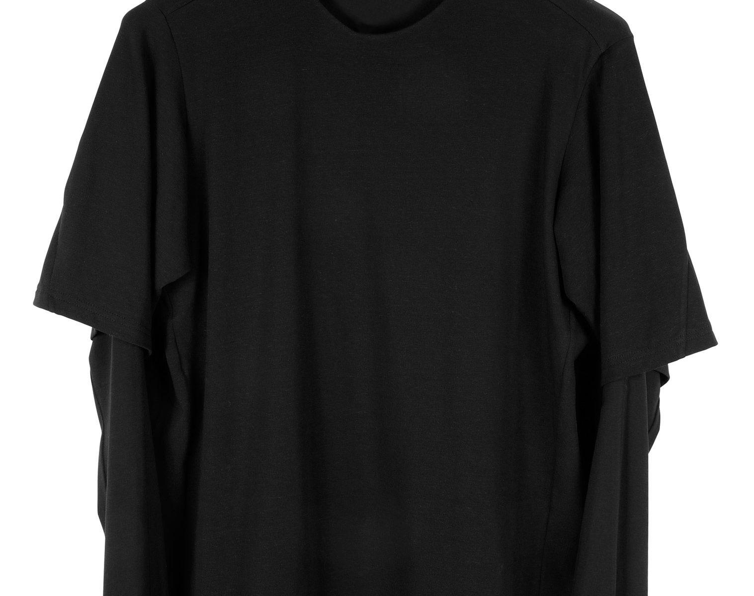 DEVOA Double Layer Long Shirt 01