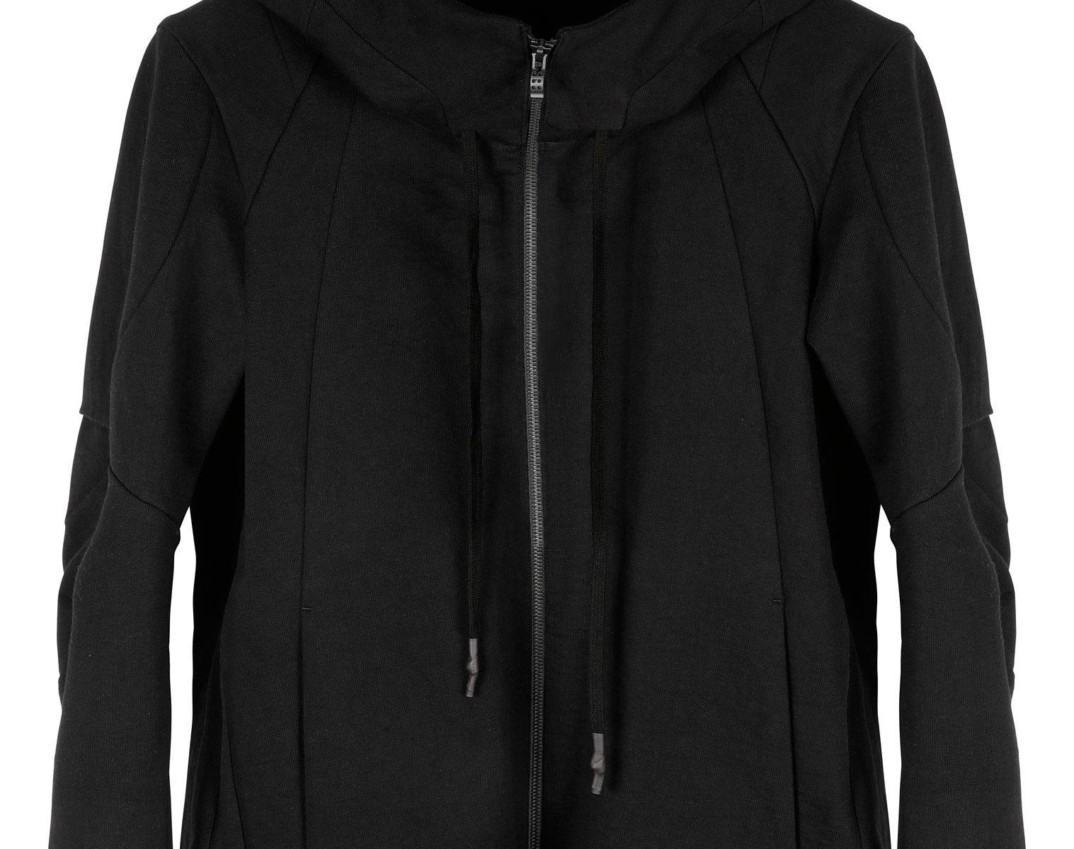 DEVOA Hooded Jacket 01