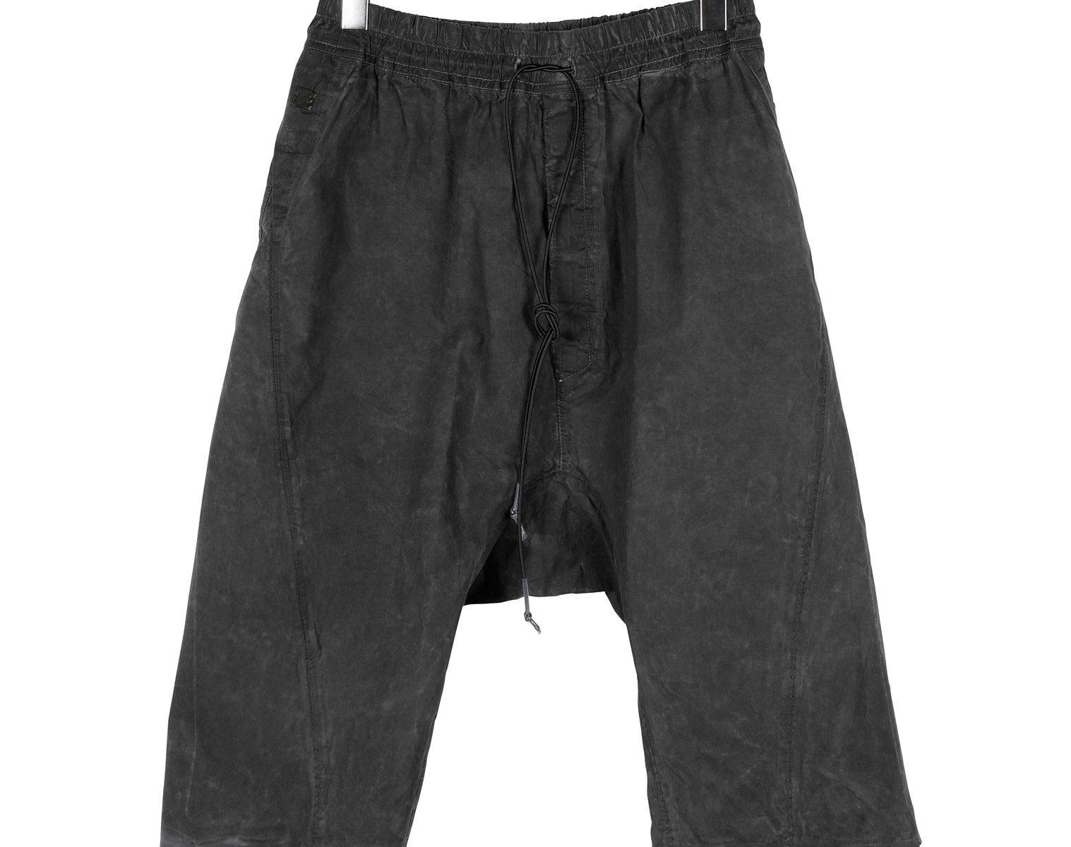 ISAAC SELLAM Relaxed Short Pant 01