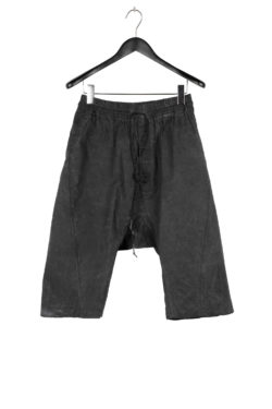 ISAAC SELLAM Relaxed Short Pant 01