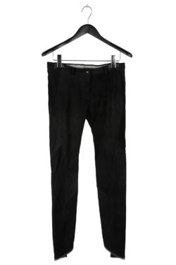 ISAAC SELLAM Stretch Leather Pant 01